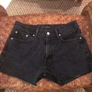 Levi Strauss Bailey Ray And Co Jean Shorts